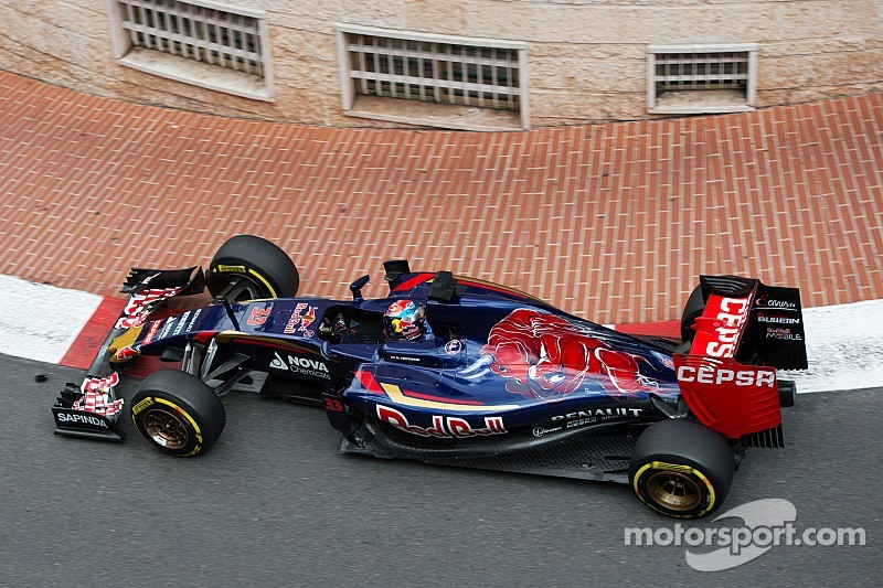 Verstappen, decepcionado con el décimo puesto