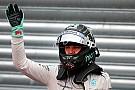 Segundo no grid, Rosberg diz se sentir