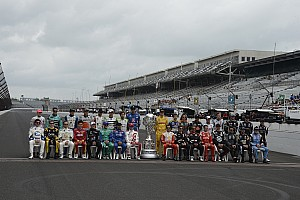 99th running of the Indianapolis 500: Final starting grid