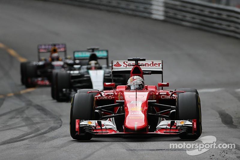 Ferrari: Vettel runner-up at Monaco