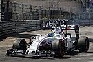 Bottas finished 14th and Massa 15th in today's Monaco GP