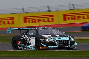 Blancpain Endurance Race report Two podium finishes for the Belgian Audi Club Team WRT at Silverstone reinforce leadership