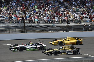 IndyCar Race report Honda left searching for more after Indianapolis