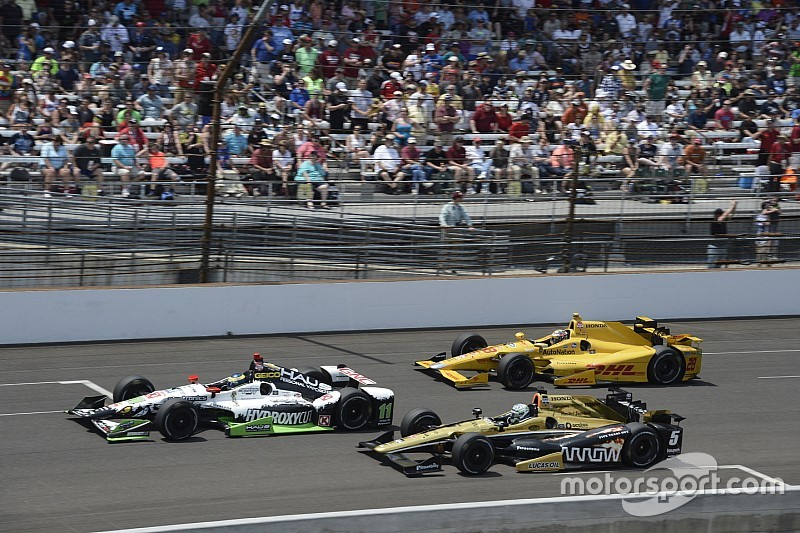 Honda left searching for more after Indianapolis