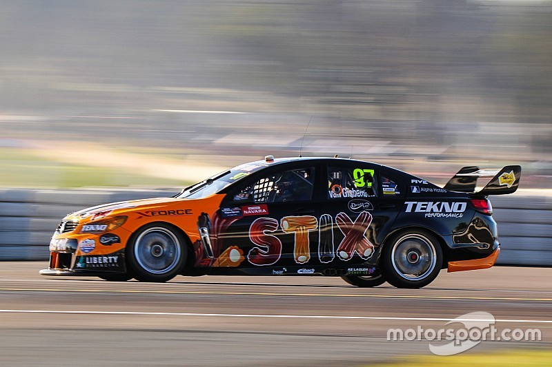 Tekno closing in on driver decision