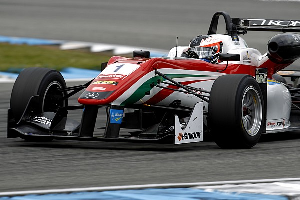 Rosenqvist leads all-Prema front row for Monza opener