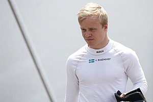 Rosenqvist pips Leclerc to secure remaining Monza poles