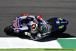 MotoGP Race report Lorenzo dominates at Mugello as Marquez crashes out