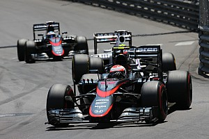 McLaren-Honda: A snapshot from the Circuit Gilles Villeneuve