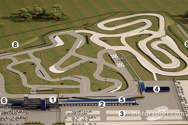 В Рязани вступил в строй новый гоночный комплекс Атрон