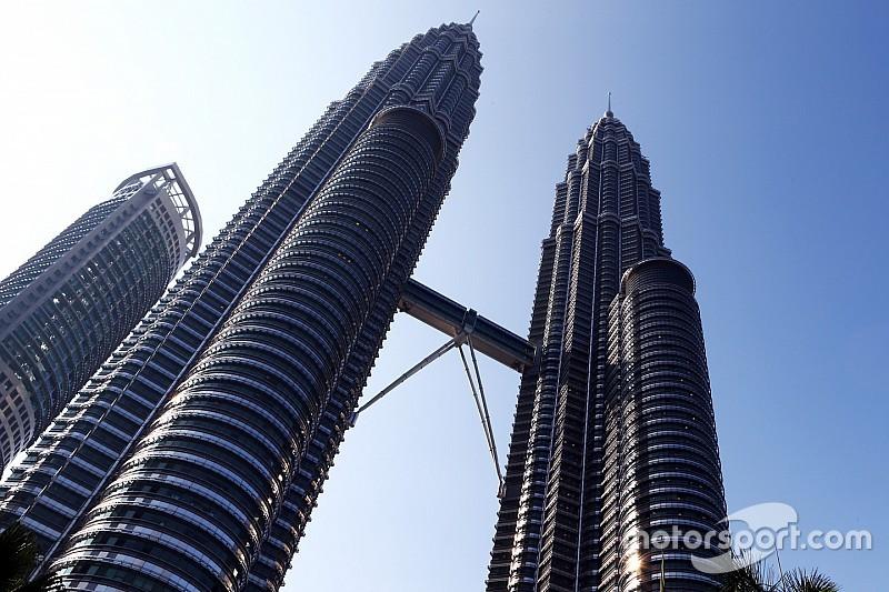 V8 Supercars set for Malaysian street race