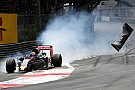 Verstappen define seu acidente em Mônaco como o pior de sua carreira