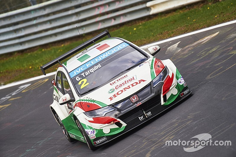 Honda drivers hopeful of challenging Citroen at Moscow