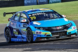 Honda Racing team Sweden and Rickard Rydell in Moscow WTCC return