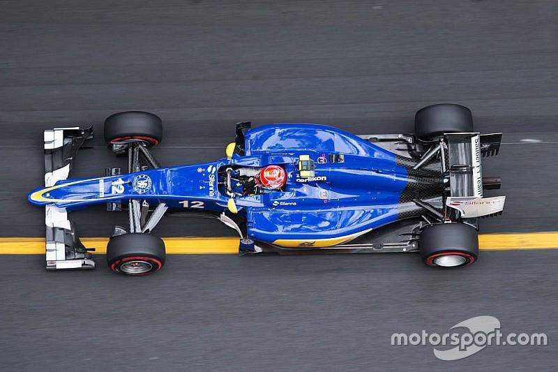 Sauber niega que no podía permitirse un nuevo motor Ferrari