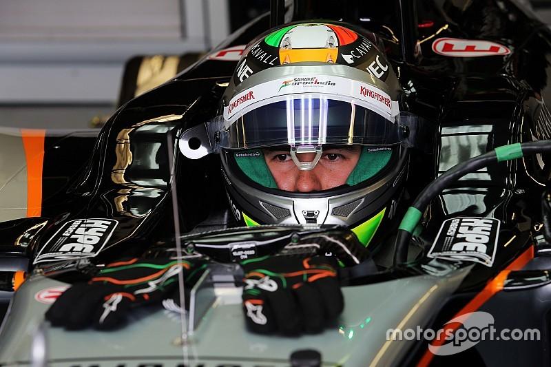 Force India aspira a doble puntuación