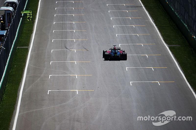Tercer abandono consecutivo de Alonso