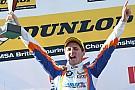 Oulton BTCC win