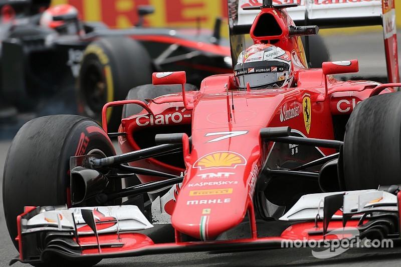 Raikkonen says F1 must be