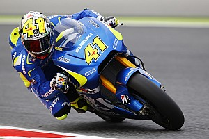 MotoGP Qualifying report Suzuki 1-2 in Barcelona; Rossi only manages seventh