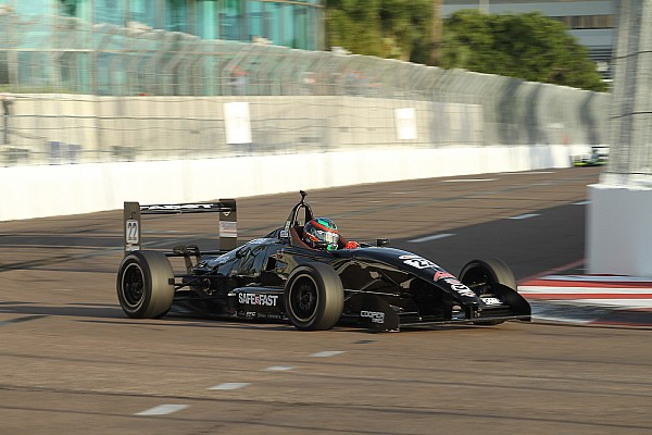 Jake Eidson brings home win in USF2000
