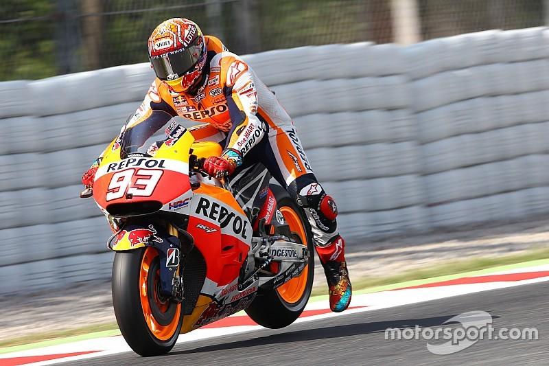 Marquez evaluating 2014 Honda switch