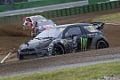 Bumper entry for Germany RX at the Estering