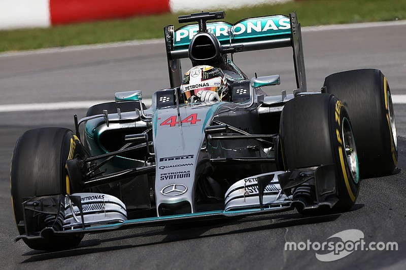 Mercedes ahead of a challenging weekend in Austria