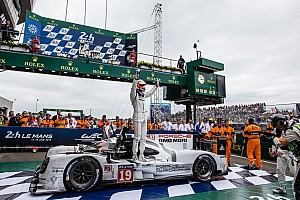 Hulkenberg relishes 'great' Le Mans experience