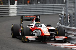 GP2 Breaking news Canamasas misses out on Austria GP2 round