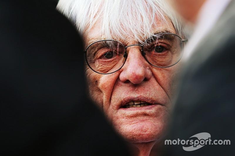 Ecclestone no cree que Red Bull deje la F1
