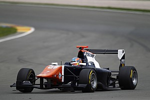 Austria GP3: Tunjo battles through the pack for first win