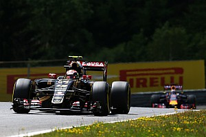 Second consecutive seventh position for Lotus' Maldonado in the Austrian GP