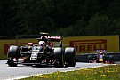 Second consecutive seventh position for Lotus' Maldonado in the Austrian GP