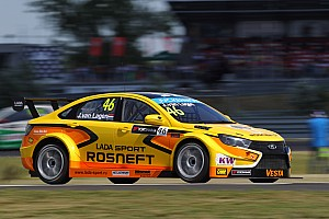 Lapierre to test Lada WTCC car