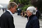 Eddie Jordan considera que Ecclestone debe irse