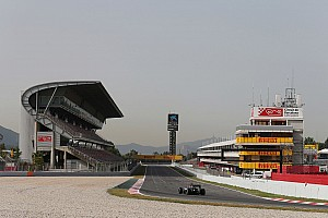 Formula 1 Breaking news Teams aiming for March start to 2016 testing