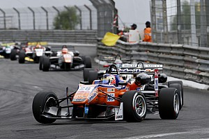 F3 Europe Race report Gunther emerges from Norisring chaos with first F3 win