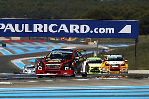 WTCC Breaking news Three manufacturers looking to join WTCC