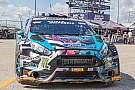 Ken Block victorious in first GRC event held on an active military base