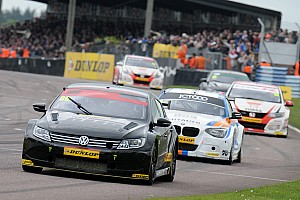 BTCC Breaking news TOCA re-appointed as BTCC organiser