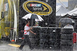 NASCAR Sprint Cup Qualifying report Kentucky qualifying rained out for Cup and XFINITY Series