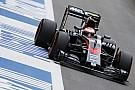 Pilotos da McLaren pensam no futuro, mas não tão longe