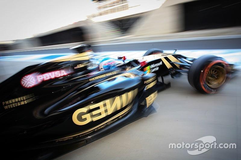 Jolyon Palmer se vê como candidato a vaga na Lotus em 2016