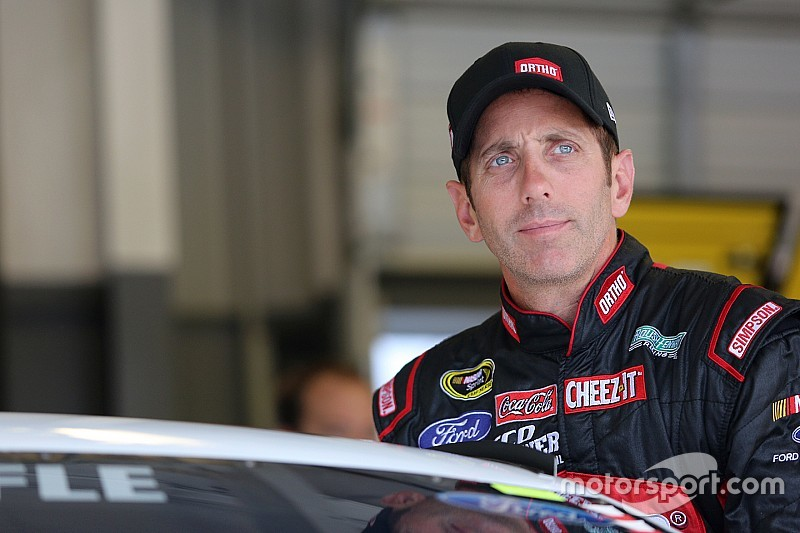 Greg Biffle is curious how high drag package will work at Indy