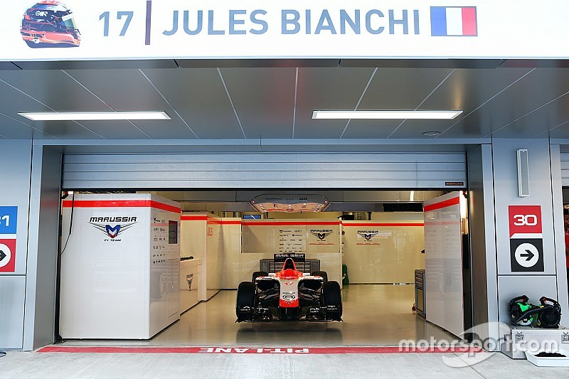 Manor on Bianchi passing: