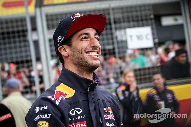 Ricciardo será dupla de Michael Doohan no Race of Champions