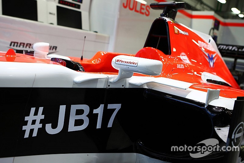 FIA to retire Jules Bianchi's number