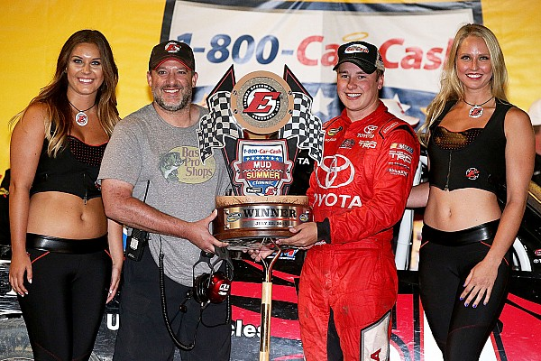 It's only the beginning for Christopher Bell