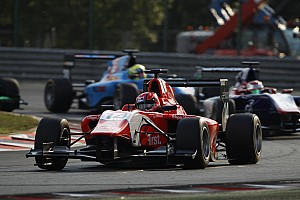 GP3 Race report Hungary GP3: Ceccon wins race two as poleman Fuoco crashes out